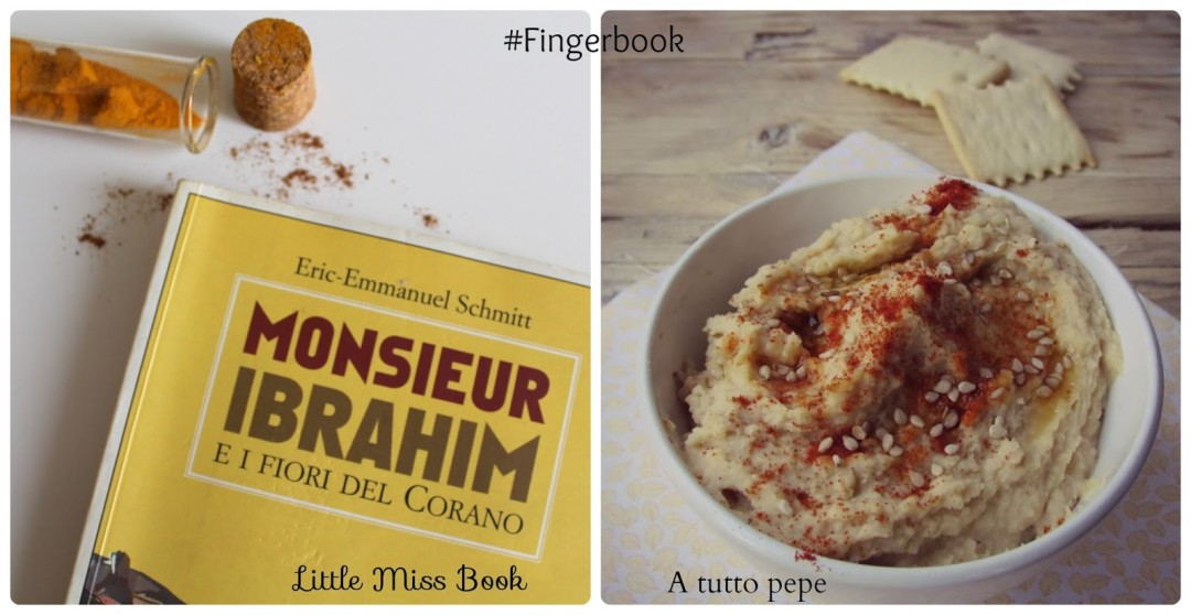 Fingerbook.MonsieurIbrahimCollage-LittleMissBook