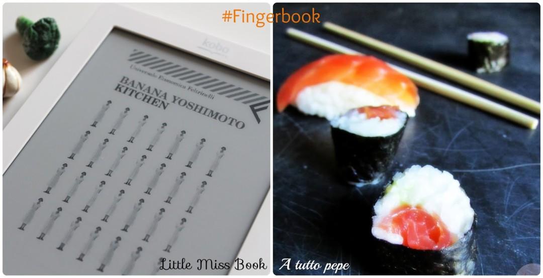 Fingerbook-KitchendiBananaYoshimoto-LittleMissBook