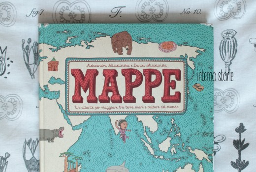 Mappe di Aleksandra Mizielińska e Daniel Mizieliński - interno storie (3)