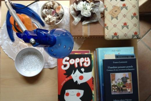 Comodini - Libreria Il pensiero meridiano - interno storie