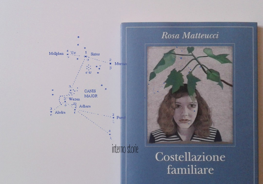 Costellazione familiare di Rosa Matteucci - interno storie
