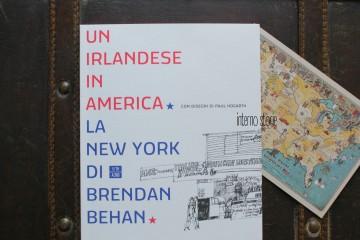 Un irlandese in America di Brendan Behan - interno storie