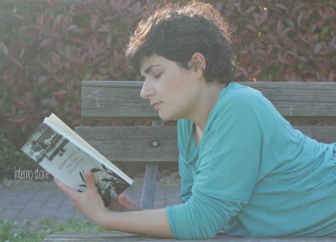 Una storia della lettura di Alberto Manguel - interno storie