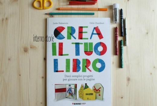 I piccolini - Crea il tuo libro di Junko Nakamura e Odile Chambaut - interno storie
