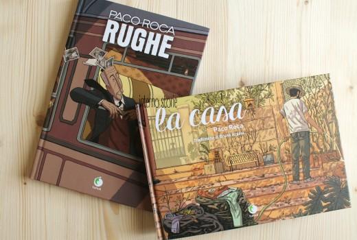 Rughe e La casa di Paco Roca - interno storie