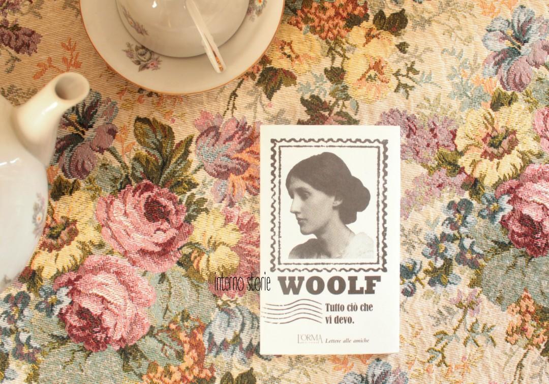 Tutto ciò che vi devo di Virginia Woolf - interno storie