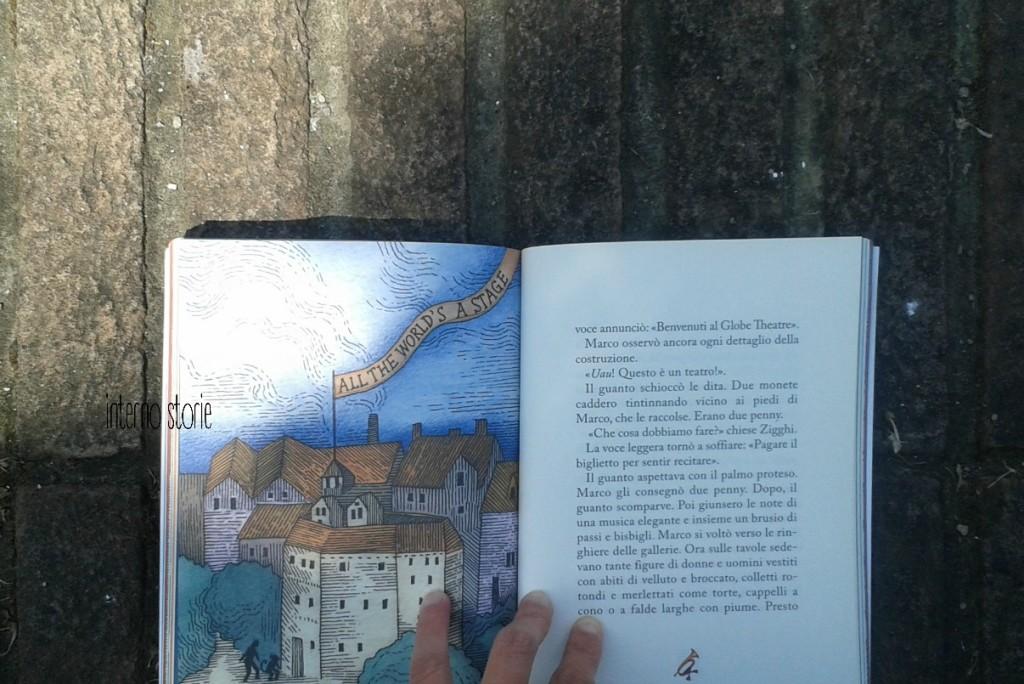 William Shakespeare e la tempesta del guanto mascherato di Lina Maria Ugolini - interno storie(1)