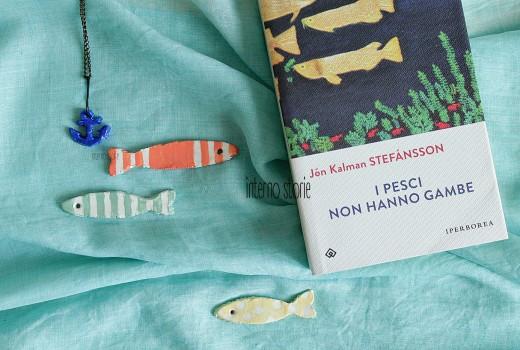 I pesci non hanno gambe di Jón Kalman Stefánsson - interno storie