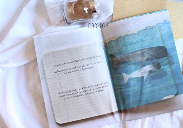 Il mare chiuso di Alessio Di Simone - interno storie