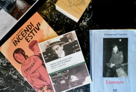Comodini - La cynique romantique - interno storie