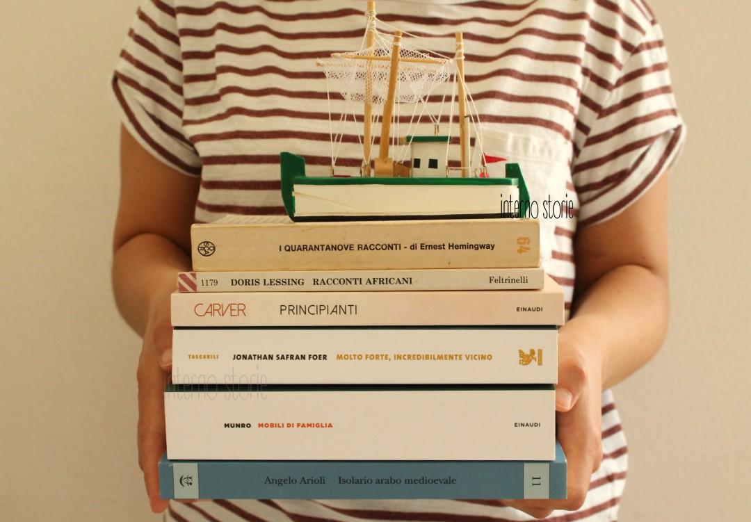 Sotto l'ombrellone. I libri che leggerò d'estate - interno storie
