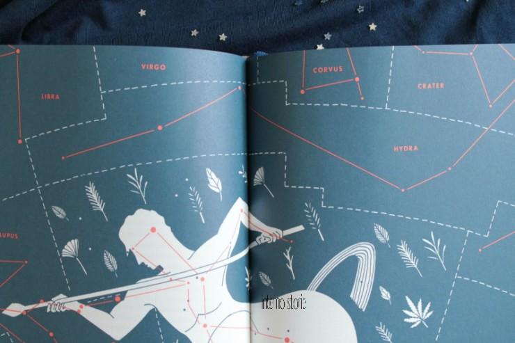 Storia dalle stelle di Susanna Hslop - interno storie
