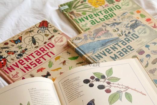 I piccolini - Inventari illustrati di Virginie Aladjidi e Emmanuelle Tchourkriel - interno storie
