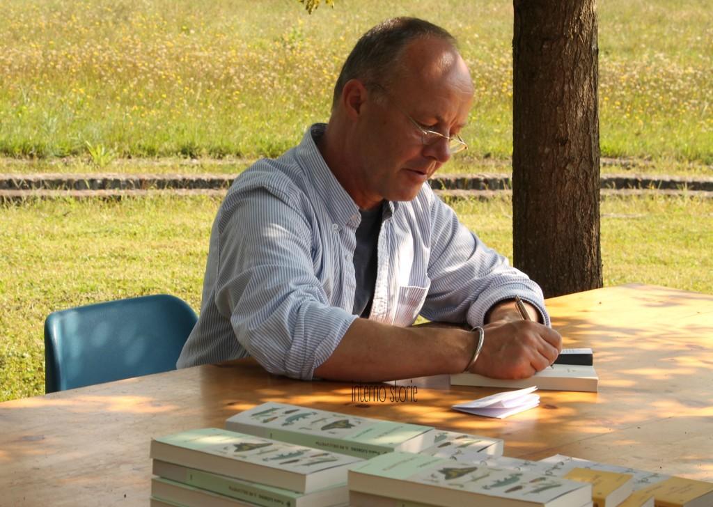 Incontri d'autore - Fredrik Sjöberg, il signore degli insetti - interno storie