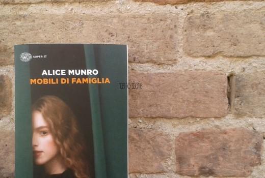 Mobili di famiglia di Alice Munro - interno storie