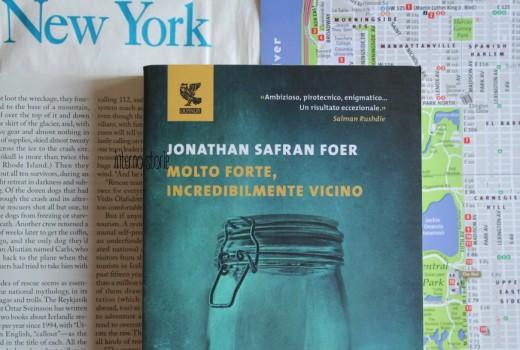 Molto forte, incredibilmente vicino di Jonathan Safran Foer - interno storie