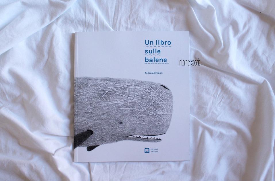 I piccolini - Un libro sulle balene di Andrea Antinori - interno storie