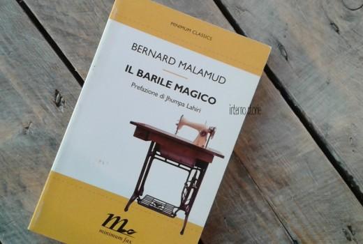 Il barile magico di Bernard Malamud - interno storie(2)