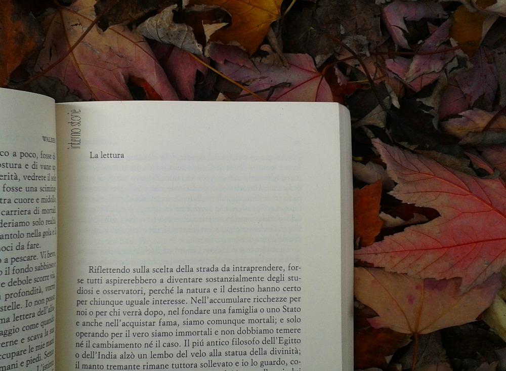 La lettura - interno storie