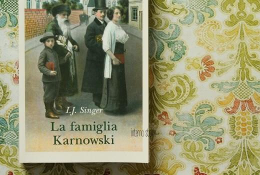 La famiglia Karnowski di I.J. Singer - interno storie