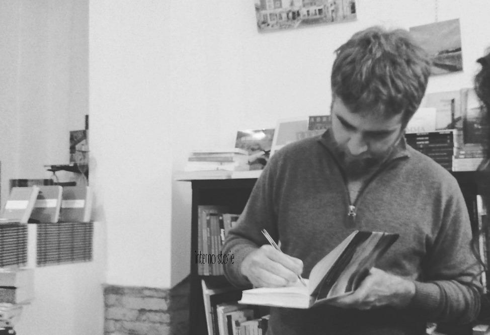 Incontri d'autore - Paolo Cognetti - interno storie