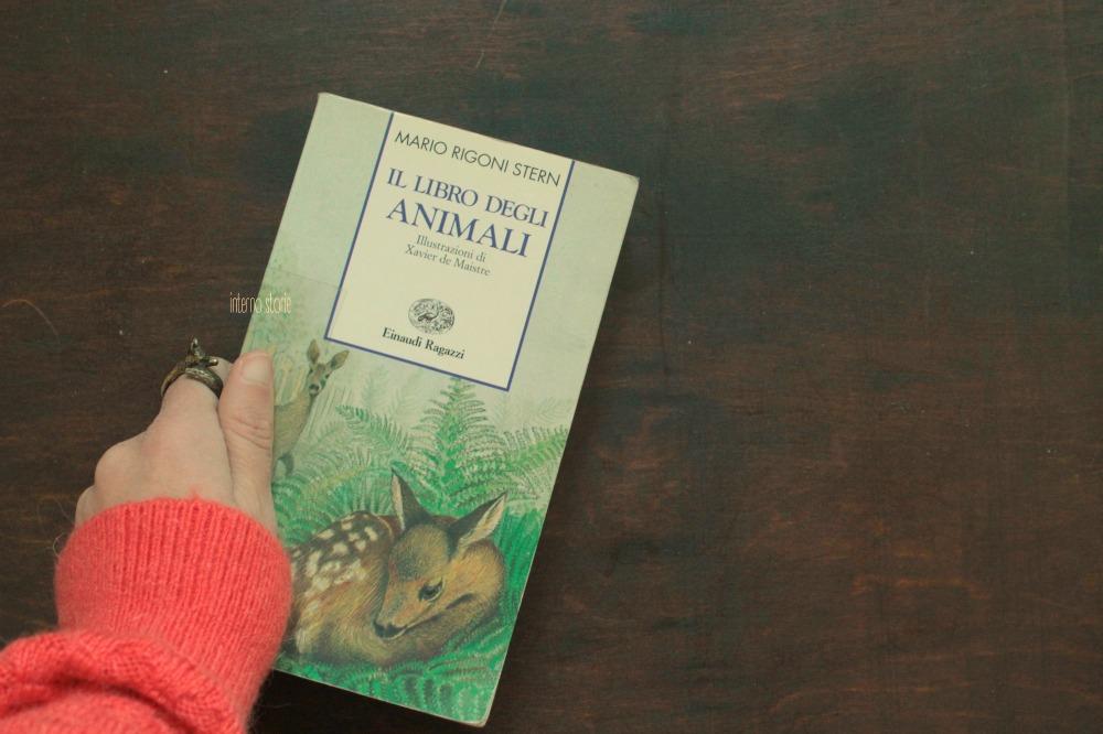 I piccolini - Il libro degli animali di Mario Rigoni Stern - interno storie