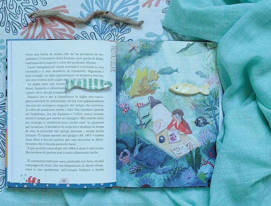 I piccolini - La signora degli abissi di Chiara Carminati - interno storie(1)