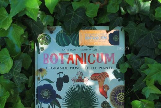 I piccolini - Botanicum di Katie Scott e Kathy Willis - interno storie
