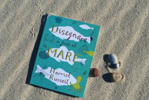 Disegnare in fondo al mare di Harriet Russell - interno storie
