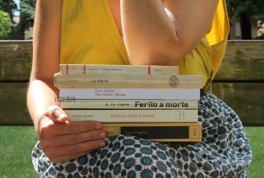 Sotto il sole: i mei libri dell'estate - interno storie