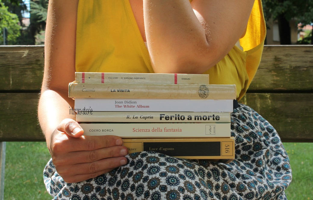 Sotto il sole: i mei libri dell'estate - interno storie