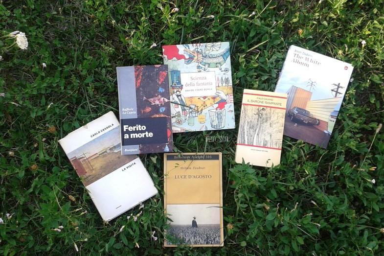 Sotto il sole: i miei libri dell'estate - interno storie