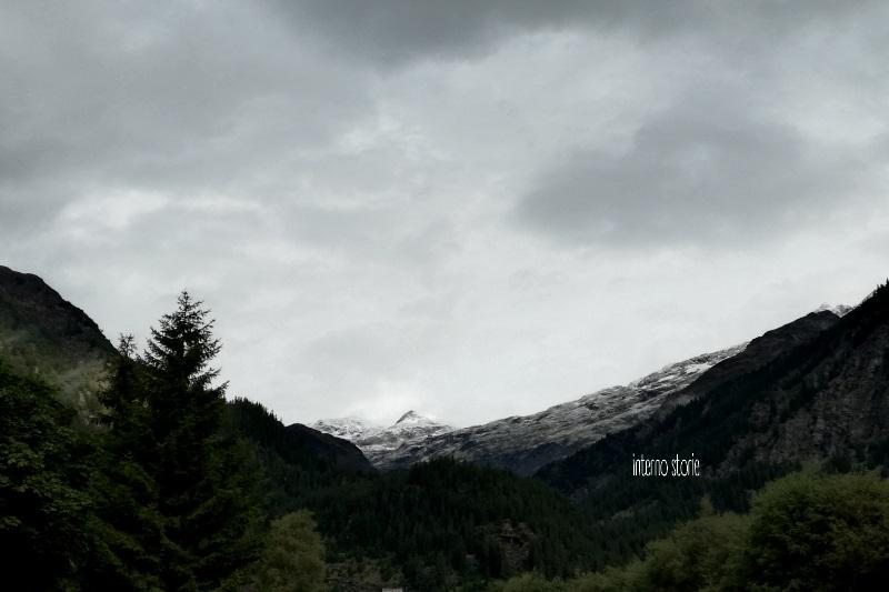 Diario di bordo - Il battesimo della montagna - interno storie