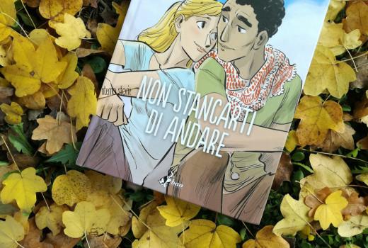 Non stancarti di andare di Teresa Radice e Stefano Turconi - interno storie