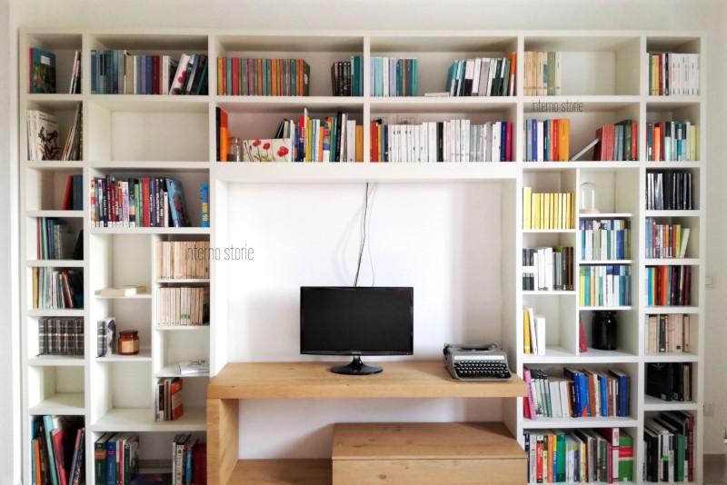 Breve storia delle mie librerie - interno storie