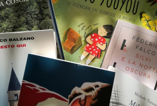 Playlist di aprile, fa rima con libri - interno storie