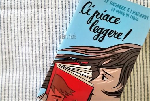 Ci piace leggere delle Ragazze e ragazzi di Mare di libri - interno storie