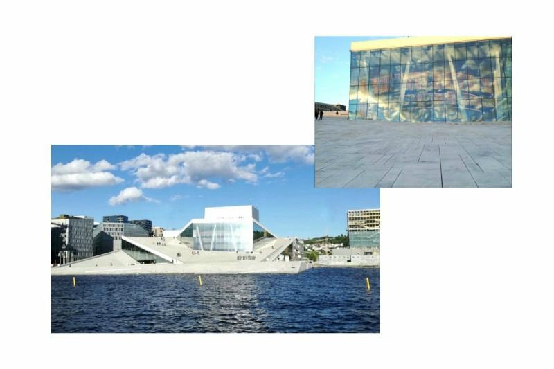 Altri settentrioni - Diario di Opera House - interno storie