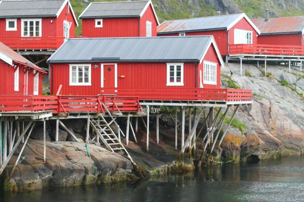 Altri settentrioni - Diario di bordo - Å  i Lofoten - interno storie