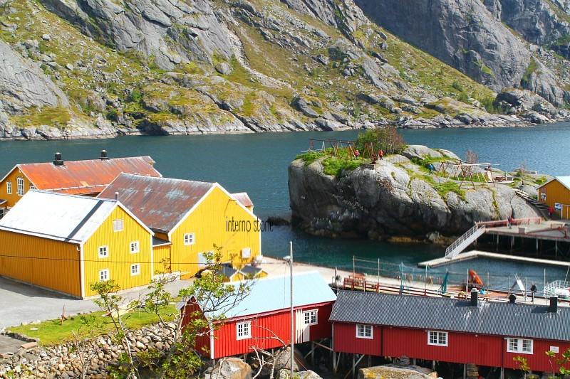 Altri settentrioni - Diario di bordo - Nusfjord - interno storie