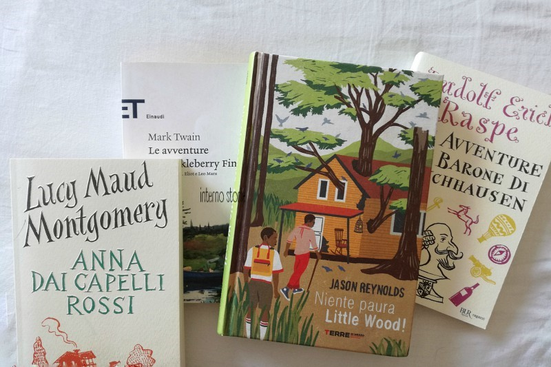 Giorni d'estate: cosa leggerò e vedrò durante le vacanze- interno storie