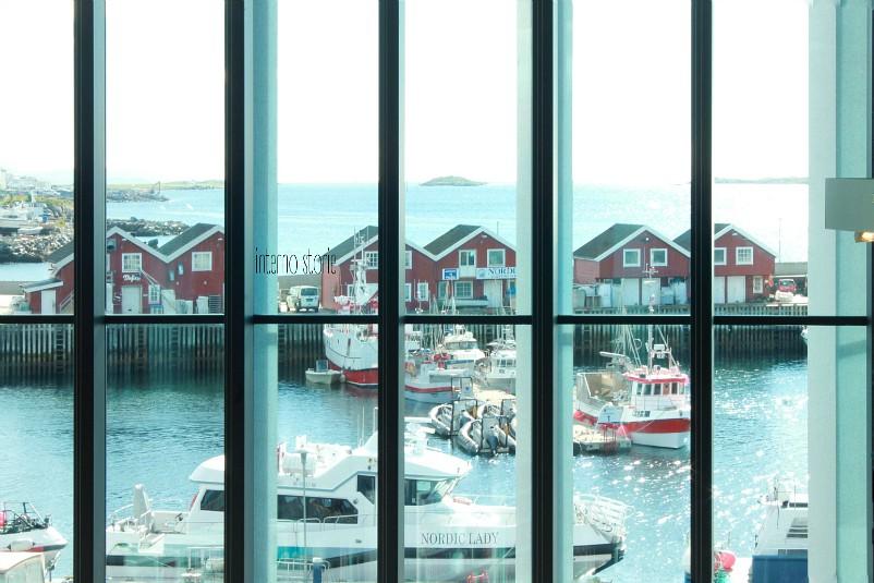 Andar per biblioteche Norvegia 2 - interno storie