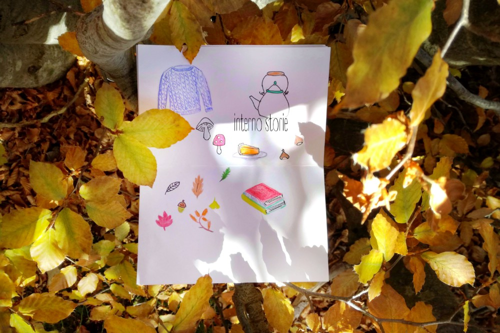 Cose d'autunno - interno storie