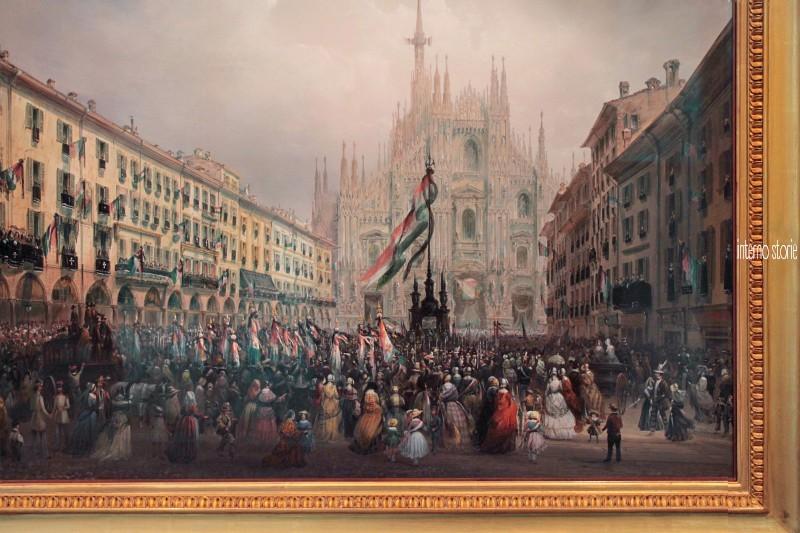 Milano romantica, il racconto in una mostra - Museo Poldi Pezzoli - interno storie