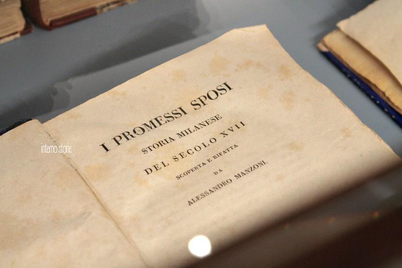 Milano romantica, il racconto in una mostra - Promessi Sposi - interno storie