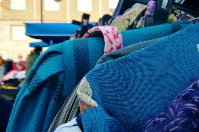 Diario di bordo - Il cielo su Torino azzurrissimo - Il Balon - interno storie