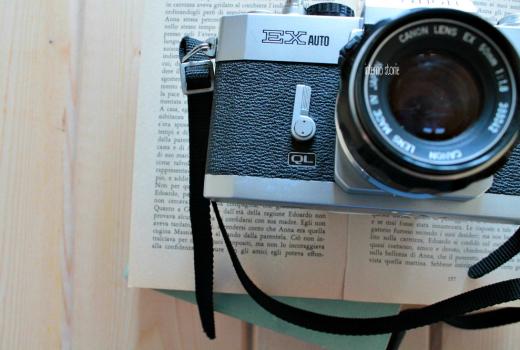 Fotografare i libri - interno storie