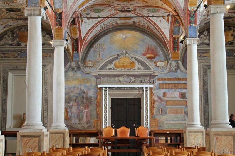 Diario di bordo - Per le strade di Parma - Biblioteca San Giovanni- interno storie
