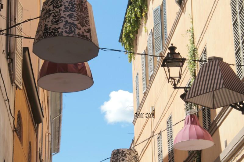 Diario di bordo - Per le strade di Parma - Borgo Tommasini - interno storie
