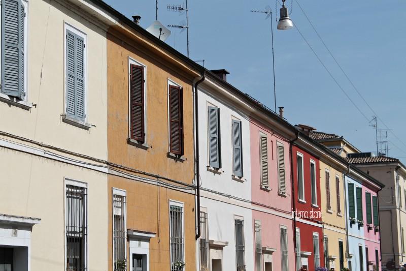 Diario di bordo - Per le strade di Parma - Borgo della Salute 1 - interno storie